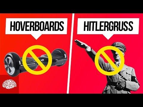 Was ist in Deutschland verboten?