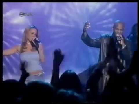 Mariah Carey featuring Joe - Thank God I Found You (CD:UK 2000)