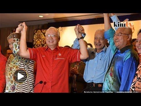 Mat Taib pulang ke pangkuan Umno