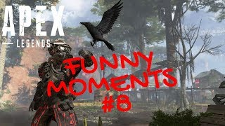 SHROUD'S STORY!!! APEX LEGENDS FUNNY & EPIC MOMENTS #8