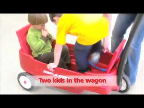 RADIO FLYER Pathfinder Wagon