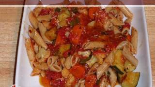 Vegetable Pasta Recipe By Manjula