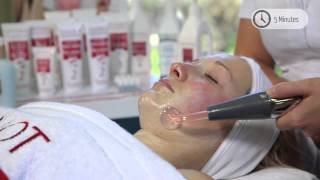 GUINOT Hydradermie Double Ionisation Treatment