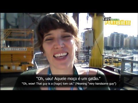 Tiếng Bồ Đào Nha bài 8