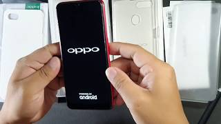 Oppo A5s Unboxing