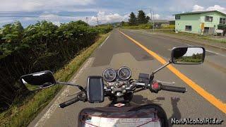 北海道ツーリング 2014 大沼~札幌編 / Hornet 250