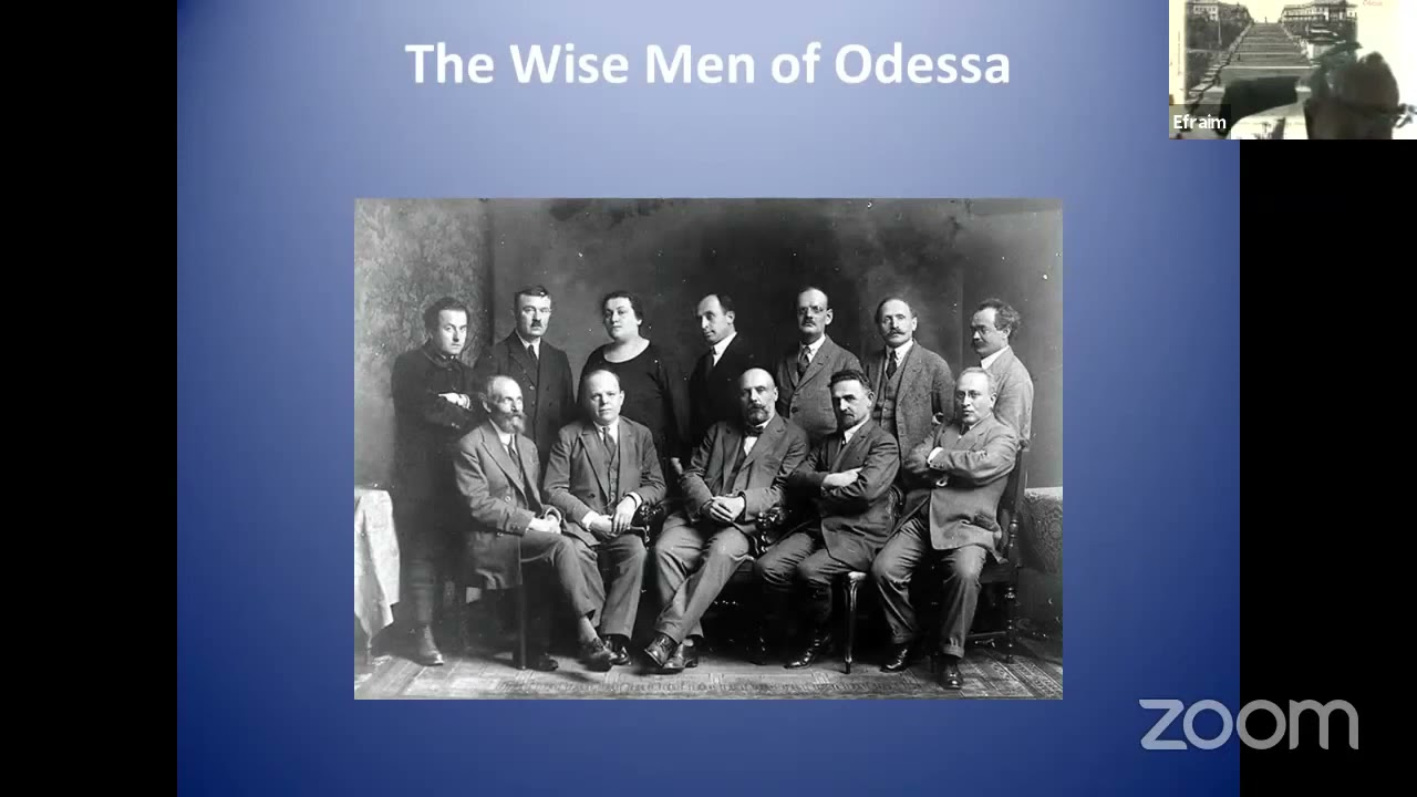 Cosmopolitanism in Urban Spaces: The Case of Odessa