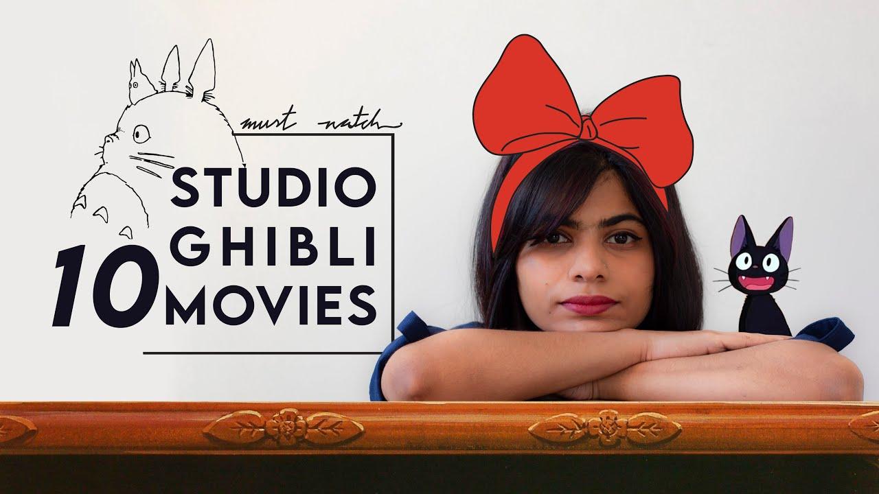 10 Must watch Studio Ghibli movies on Netflix | Malayalam Recommendation