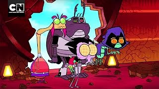 The Bug Beam I Teen Titans Go! I Cartoon Network