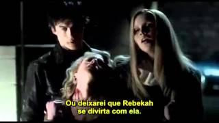 The Vampire Diaries - 3x16 (Cena Stefan #8) Legendado
