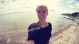 Erste Station: Dänemark!   Weltreise Vlog - Nr. 4   Aarhus, Dänemark