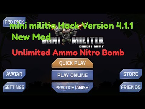 Doodle Army 2 Mini Militia 4.1.1 Pro MOD APK Unlocked