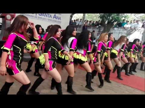 NDG inauguración Jóvenes Con todo (Santa Ana)