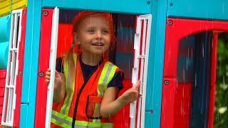 Rain Rain go away canción para niños / Сanción infantil sobre la lluvia