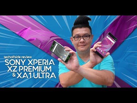 ล้ำหน้ารีวิว : Sony Xperia XZ Premium และ Xperia XA1 Ultra พร้อมโปรฯ สุดคุ้มจาก ดีแทค