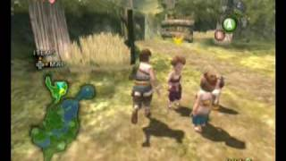 Zelda Twilight Princess 02- Getting Fishing Rod