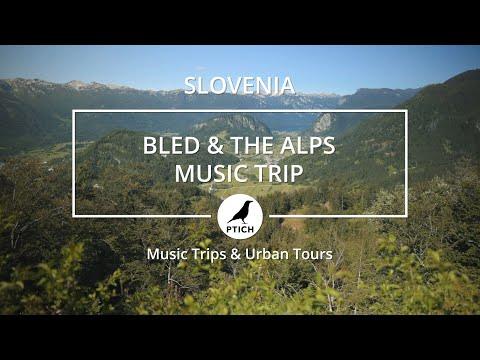 Bled And Slovenia's Alpine Region Music Trip || Gorenjska, Od Kod Lepote Tvoje? Glasbeni Izlet