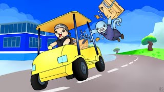 СИМУЛЯТОР УПОРОТОЙ ДОСТАВКИ ► Totally Reliable Delivery Service