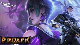 Cyber Hunter Android Gameplay (by NetEase)