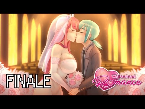 GETTING THE BOOTILICIOUS WAIFU!! | Highschool Romance (Ep.11: LEA END - FINALE)