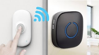 5 Best Wireless Doorbell On amazon - Top Wireless Doorbell Under $30