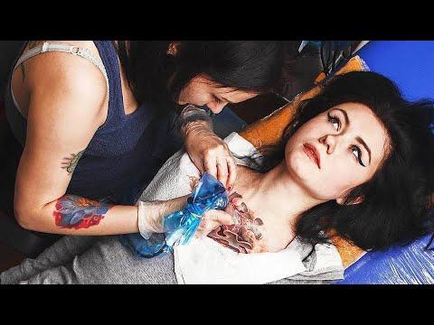 Die Tattoo Convention in Freiburg