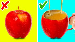 29 FANTASTIC FOOD TRICKS YOU DIDN`T KNOW ABOUT