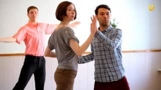 Танцуй № 70! Урок по вальсу!