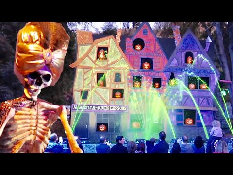 Exceptional Boney Island 2018 Opening Night   Halloween Haunt In Griffith Park / Side  Show Themed Attraction