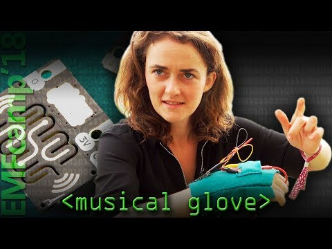 Musical Glove - Computerphile