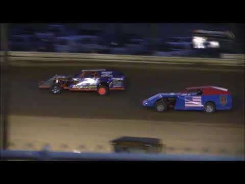 Sport Mod Heat #2 from Jackson County Speedway, May 11th, 2018.