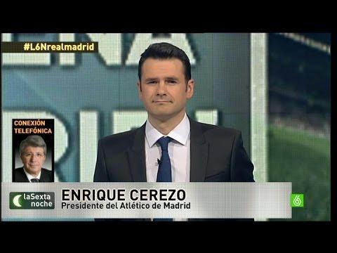 """Enrique Cerezo: """"No se entiende por qué la prórroga ha durado cinco minutos"""""""