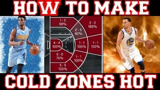 Video NBA 2K17 - How to Turn Cold Zones into Hot Zones (Tutorial) download MP3, 3GP, MP4, WEBM, AVI, FLV Juni 2018
