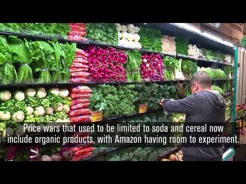 Amazon Slashes Prices At Whole Foods | Los Angeles Times