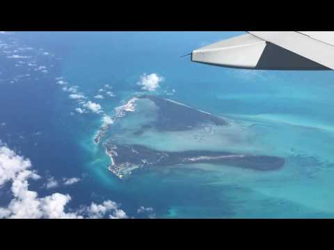 Bimini, The Bahamas - Flying over Bimini HD (2016)