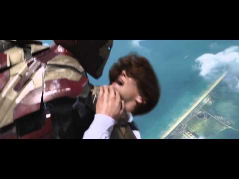 Iron Man 3 - Salvataggio dell'Air Force One | HD