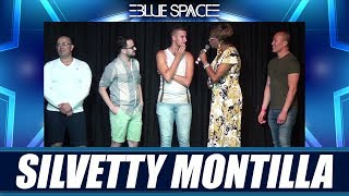 Blue Space Oficial - Matine - Silvetty Montilla - 06.01.19