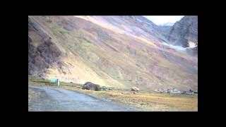 A Journey to Kaza Valley -  From Kaza to Manali