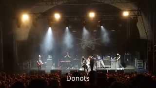 Donots - Dann ohne mich - Leipzig 2015