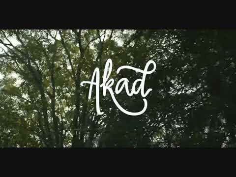 Payung Teduh - Akad (Official Lyric Video)