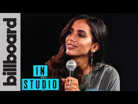 Anitta In Studio: International Superstar & Youngest Latin Grammy Performer   Billboard