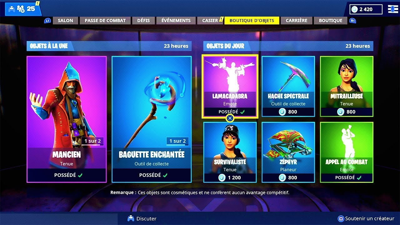boutique fortnite du 17 novembre 2018 item shop november 17 2018 youtube. Black Bedroom Furniture Sets. Home Design Ideas
