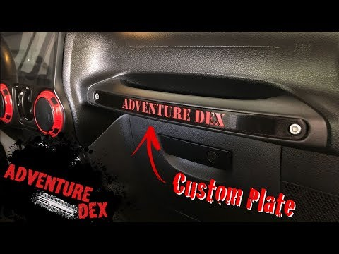 Custom Jeep Wrangler Interior ~ MUST SEE!!