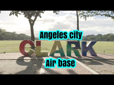 ANGELES CITY PHILIPPINES - CLARK AIR BASE 2017