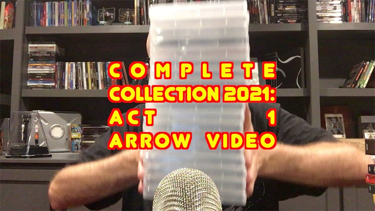 Download Complete Collection 2021: Act 1 - Arrow Video
