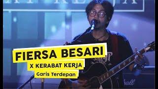 [HD] Fiersa Besari x Kerabat Kerja - Garis Terdepan  (Live at MANFEST UAD Yogyakarta)