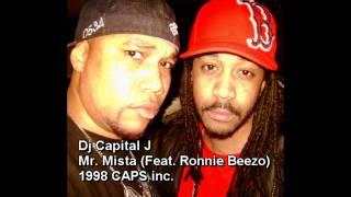 Dj Capital J - Mr. Mista (DNB Mix)