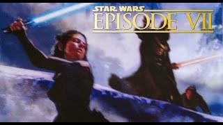 Star Wars Episode 7 The Force Awakens - New Jedi