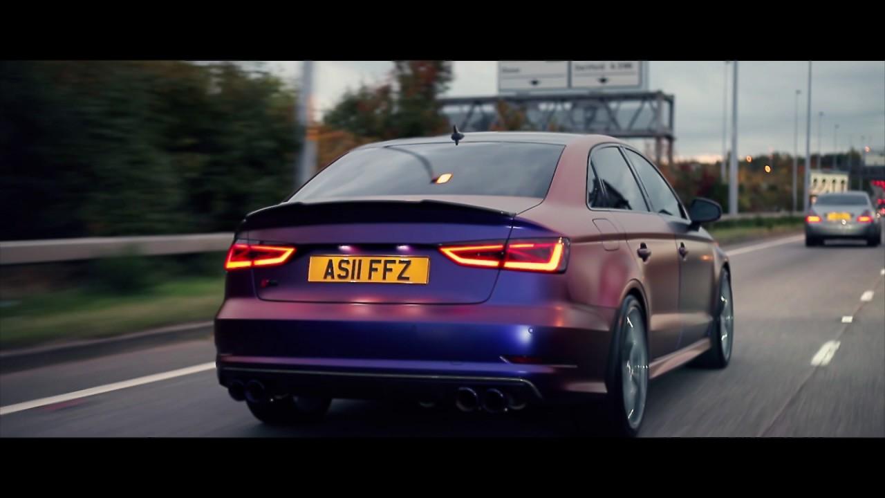 Audi S3 Wrap In New Avery Colour Flow Revs