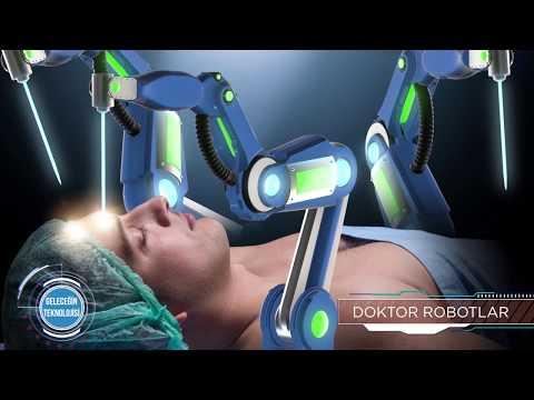 Geleceğin Teknolojisi | Doktor Robotlar